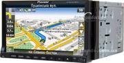 Продаю навигаторы магнитолы GPS Pioneer PI-803.  TV DVD FM BT,   7