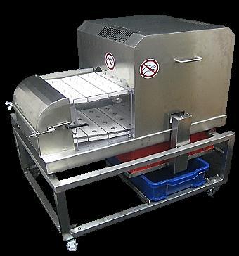 Машина для удаления косточек из сливы,  абрикоса 288 кг/час
