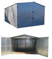 металевий різних розмірів гараж швидкозбірний