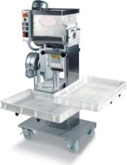 Автоматическая тестороскаточная машина 20 – 50 кг/час с насадками