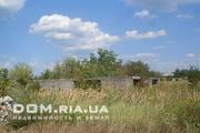 Продаю участок в черте города с фундаментом и перекрытием