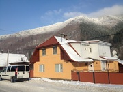 Отдых в Закарпатье зимой в горах в 2017г.Усадьба Алекс.