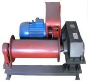 Лебедка тяговая электрическая ТЛ-9А-1