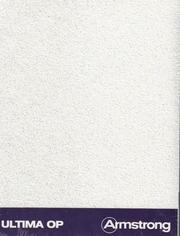 Плита подвесного потолка Ultima / Ультима Armstrong