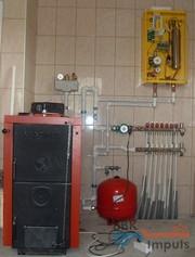 Монтаж опалювальних систем