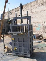 Гидравлический и механические пресса для перероботки вторсырья