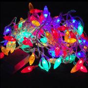 Гирлянда «шишка» — 100 led лампочек