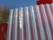 шифер прозрачный ондекс франция цена за лист