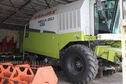 Зерноуборочный кoмбайн Claas Mega 350 2005 г/в,