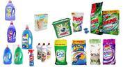 Купити пральні поршки та  засоби побутової хімії з Германії