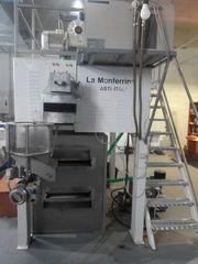 Линия для производства макарон La Monferrina 300 кг/час б/у