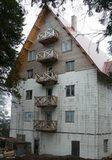 Продается недостроенный отель на Драгобрате