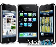 Телефон с экраном 3, 4